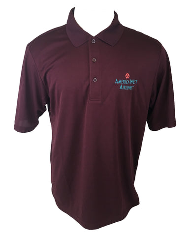 America West Polo