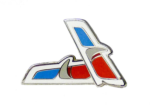 American Airlines New Logo Earrings