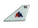 Old AA Logo Tail Pin