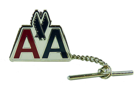 American Airlines Old AA Logo Tie Bar and Tie Pin