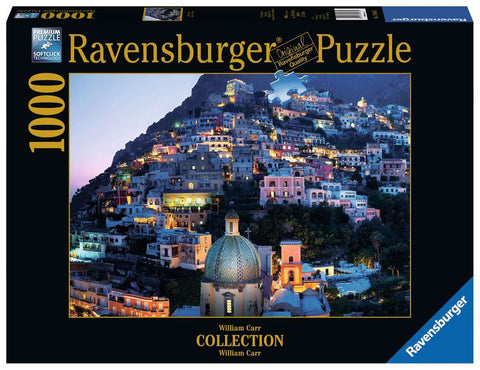 Bella Positano Puzzle (1,000 pieces) by Ravensburger