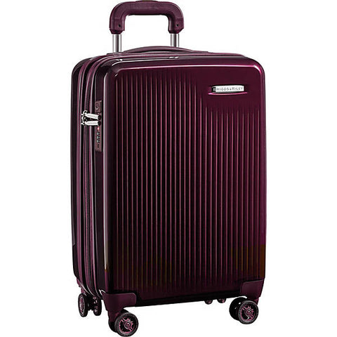 Briggs and Riley SYMPATICO™ CX™ Domestic Carry-On Expandable Spinner