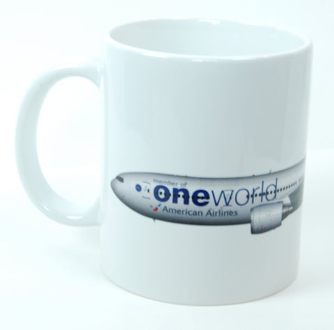 One World AA 777 Coffee Mug