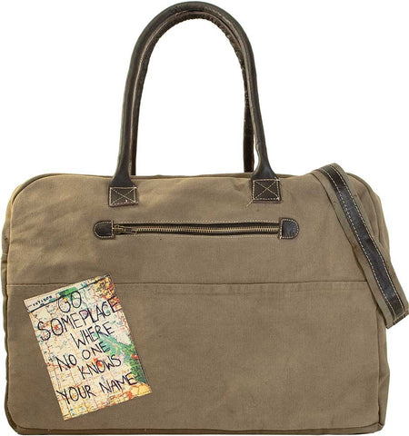 Go Someplace Tent Travel Bag
