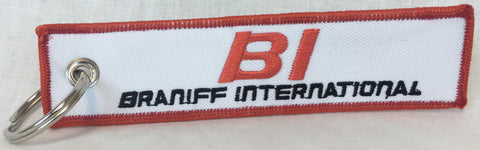 Braniff Airlines Key Tag
