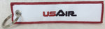 US Air Logo Key Tag