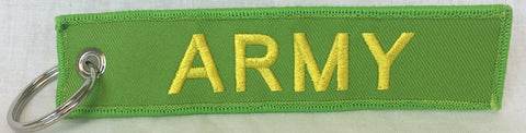 Army Key Tag