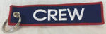 Blue Crew Key Tag