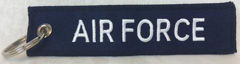 Air Force Key Tag