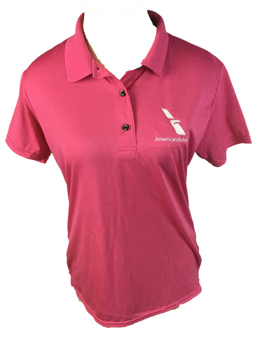 2013 AA Logo Women's Wicking Polo