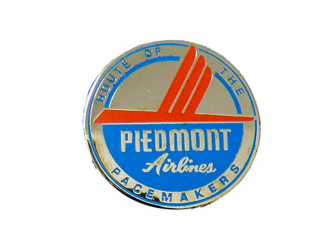 Piedmont Airlines Pacemaker Logo Lapel Pin