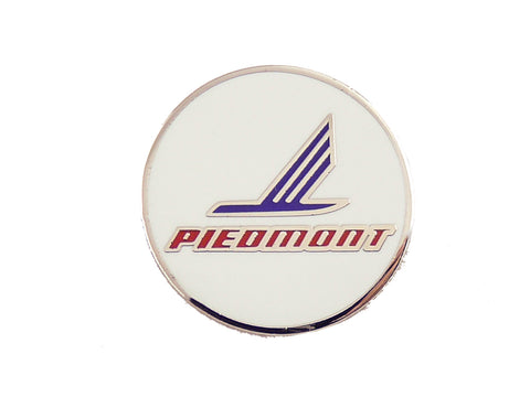 Piedmont Airlines Logo Lapel Pin