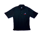 Piedmont Airlines Logo Men's Wicking Polo