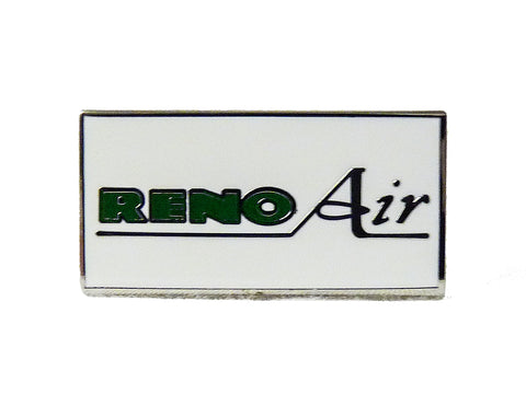 Reno Air Logo Lapel Pin