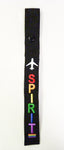 Airline Pride Straps - Spirit Airlines