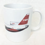 TWA L1011 Red Tail LIvery