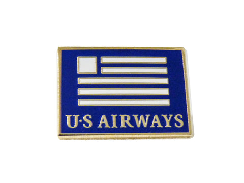 US Airways Logo Lapel Pin