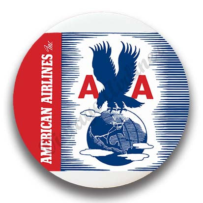 AA 1940's Eagle Magnets