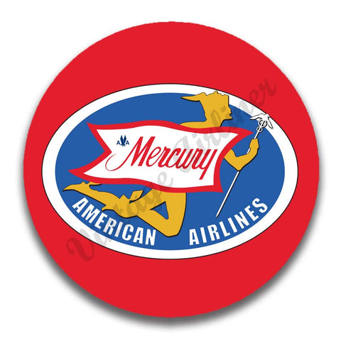 AA 1950's Mercury Magnets
