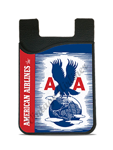 American Airlines 40's Eagle Card Caddy