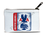 American Airlines 1940's Eagle Rectangular Coin Purse
