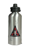 American Airlines 1930's Triangle Bag Sticker Aluminum Water Bottle