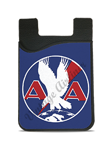 American Airlines 1930's Logo Card Caddy
