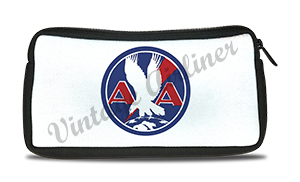 American Airlines 1930's Logo Travel Pouch