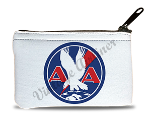 American Airlines 1930's Logo Rectangular Coin Purse
