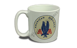 American Airlines 1940's Bag Sticker 20 oz. Coffee Mug