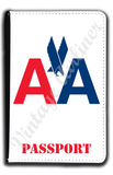 AA 1968 AA Logo Passport Case