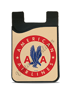 American Airlines 1940's Logo Card Caddy