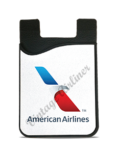 American Airlines New Logo Card Caddy