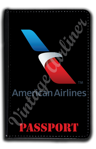 AA New Logo Passport Case
