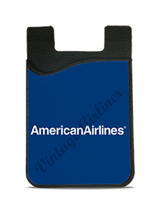 American Airlines Blue Card Caddy