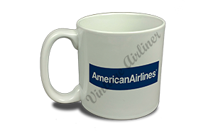 American Airlines Blue 20 oz. Coffee Mug