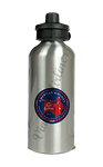 American Airlines 1950's Royal Coachman Service Bag Sticker Aluminum Water Bottle