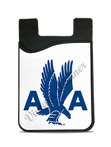 American Airlines 1940's Eagle Logo Card Caddy