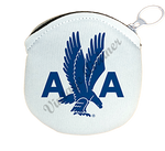 American Airlines 1940's Eagle Round Coin Purse