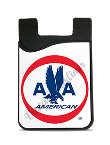 American Airlines 1962 Logo Card Caddy
