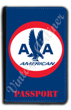 AA 1962 Logo Passport Case