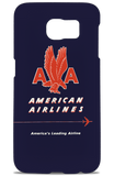AA 1940's Timetable Cover Phone Case