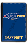 American Airlines/TWA Merger Passport Case