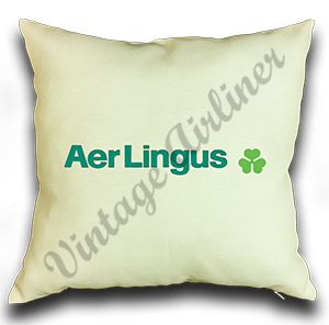 Aer Lingus Logo Linen Pillow Case Cover