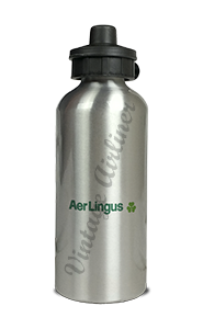 Aer Lingus Small Logo Aluminum Water Bottle