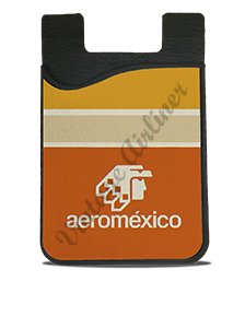 AeroMexico Logo Card Caddy