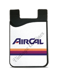 Air Cal Logo Card Caddy
