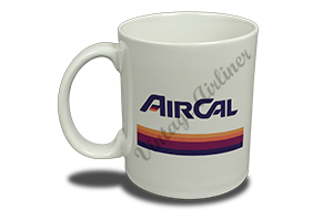 Air Cal Logo 11 oz. Coffee Mug