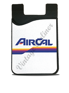 Air Cal Last Logo Card Caddy