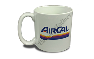 Air Cal Last Logo 20 oz. Coffee Mug